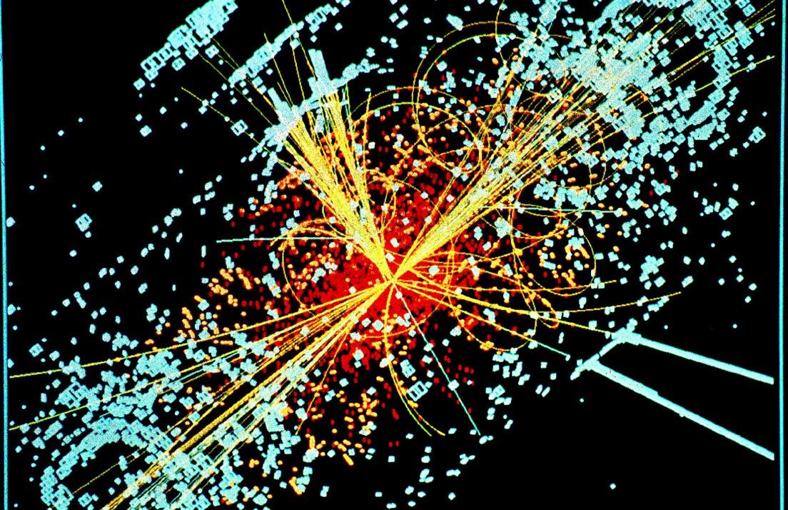 Evento Higgs