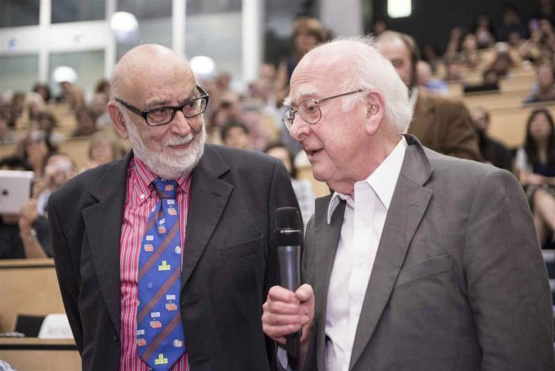 Higgs e Englert